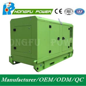 En espera de poder 220KW/275kVA insonorizado Generador Diesel con motor Shangchai Sdec