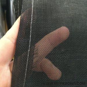 Le PEHD Date de sacs de maille noire avec cordon