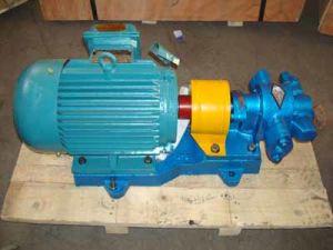 KCB grand débit de pompe à huile de pignon