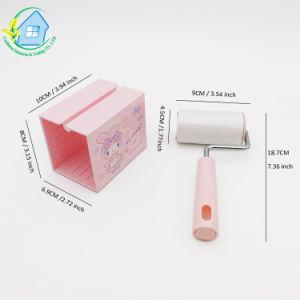 Stand-up de haute qualité de la poussière de la brosse rouleau peluches avec base 6018
