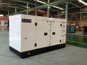 Generatore insonorizzato silenzioso eccellente di 50kVA Cummins (Gdc50*S)