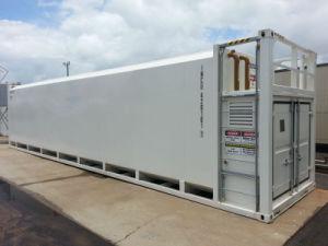 20FTおよび40FTのディーゼル燃料の容器タンク