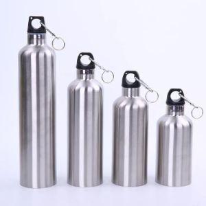 500ml de dubbele Fles van het Water van de Sporten van de Laag met Haak (sh-ST13)