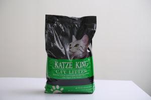 1-2mm aroma a lavanda bentonita irregular la arena de gato