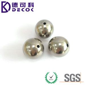 Alta calidad de 6mm rodamientos de bolas de acero inoxidable con perforación