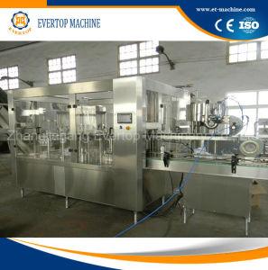 Linea di produzione di riempimento minerale dell'imbottigliatrice Monoblock/dell'acqua potabile della bottiglia automatica dell'animale domestico