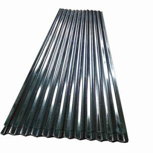 Tôle de toit de fer galvanisé/tôle d'acier galvanisé pour les toitures
