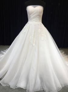 Diseñador Korin Aoliweiya nuevo vestido de novia