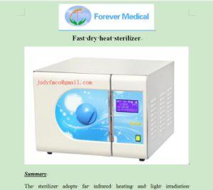 23L Esterilizador de calor de Secagem Rápida Esterilizador Dia esterilização a seco
