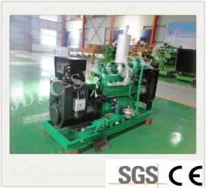 Gas de carbón de alta eficiencia/Productor grupo electrógeno de Gas (100kw).