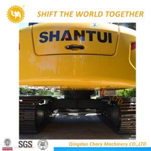 Máquina de Construção Shantui Se130 escavadeira hidráulica para venda