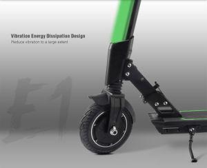 Koowheel 2017 neuer Erwachsener, der 2 Rad-China-faltbares Stoß-Motorrad-elektrischen Roller steht
