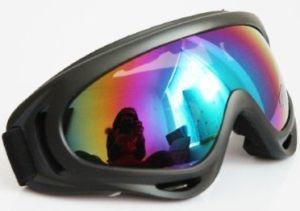 5 стекел мотоцикла предохранения от X 400 изумлённых взглядов Airsoft цветов тактических охотясь