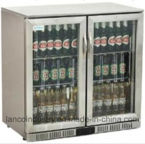 Mini-refrigerador cerveja/Cerveja Exibir Frigorífico com marcação CB