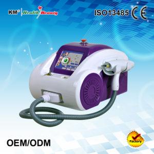 강력한 ND YAG Laser 귀영나팔 제거 아름다움 장비 (KM-L-100B)