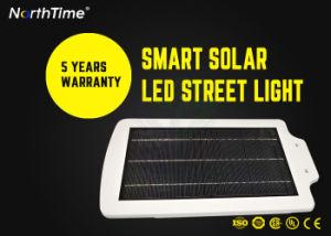 Все в одном из уличных фонаря 600 лм настенного монтажа на стену с высоким уровнем яркости Солнца сад лампа для использования вне помещений IP65