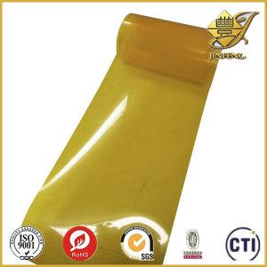 Film transparent en PVC jaune pour l'emballage pharmaceutique