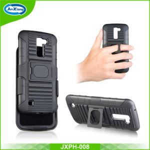 Ring-Rüstungs-Handy-Fall für Fahrwerk K10