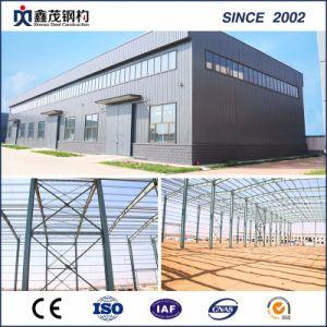La construcción de acero moderna fábrica de almacenes prefabricados de estructura de acero de construcción