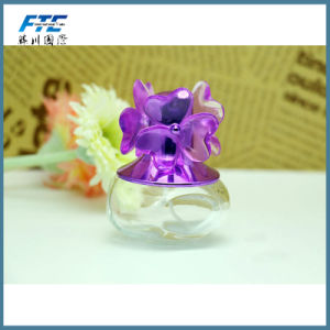 Vidrio de 30ml Perfume Atomizer botella vacía de pulverización