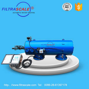 Filtrascale Industrial Water Filter Automatic Self Cleaning Filtration