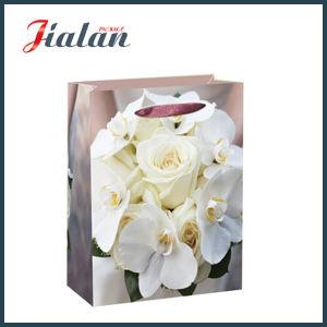 도매 쇼핑 운반대 선물 종이 봉지를 포장하는 매일 시리즈 꽃