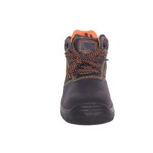 La placa de acero Prevnet pinchazo hombres Zapatos de seguridad