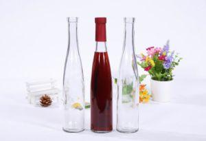 bottiglia di Champagne della bottiglia di vino del ghiaccio 375ml con sughero