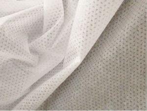 Prodotto non intessuto bianco di 100% pp Spunbond