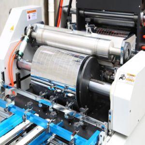 G-800/1080 entièrement automatique de papier Zone de coupe de tissu coin de la fenêtre de rainage des correctifs pour la vente de la machine