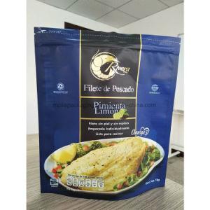 Пластиковые мешки/встать чехол Mattecolor с молнией для рыб и продовольственной