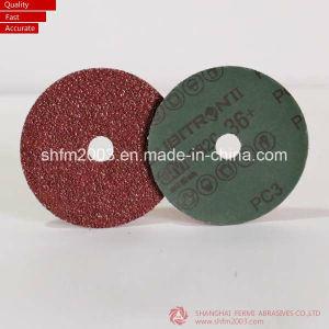 Premium fibra/disco de fibra de acero inoxidable pulido