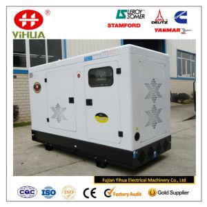 Двигатель 72.5-900kVA/58-720kw Shangchai самонаводит используемый тепловозный комплект генератора