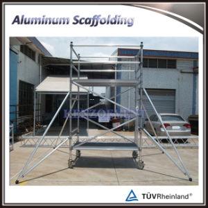 中国のアルミニウム移動式足場販売