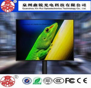 Venda por grosso de P10 de alta resolução a cores exteriores Visor LED