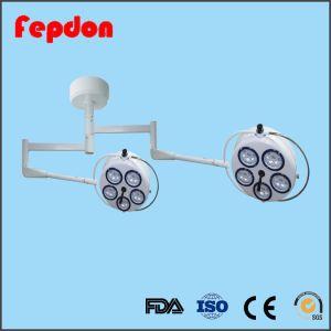 二重ヘッド歯科口頭または操作ランプ(YD02-5+5)