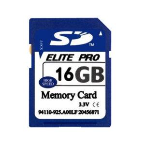 Cartão SD personalizados de alta velocidade Câmara 16GB Cartão SD Número Cid Cartão SD