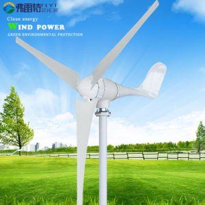 Horizontaler Wind-Tausendstel-Generator für Hauptgebrauch 500W 24V 12V