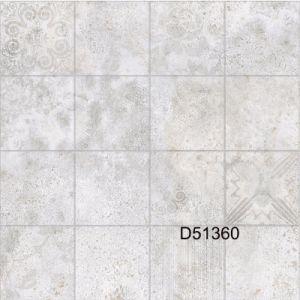 Tegel van de Vloer van Inkjet van het Bouwmateriaal de Matte Ceramische Verglaasde Rustieke (D51359)