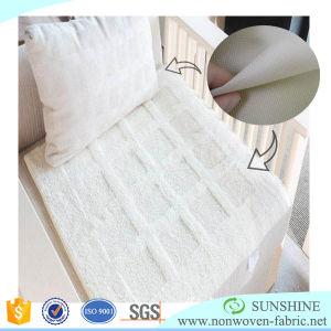 Tissu non tissé de 100% pp pour le textile à la maison