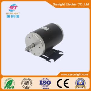 24V DC de imán permanente motor de cepillo para herramientas eléctricas