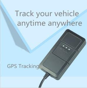 Localizador de GPS do veículo com marcação para carro