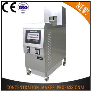 Ofe-H321 Electric&Gas alzano automaticamente la friggitrice profonda aperta del pannello di controllo del calcolatore