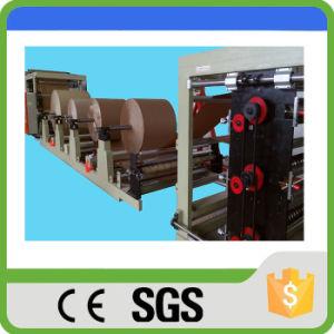 시멘트 종이의 고속 자동적인 괴경 기계장치