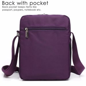 Cuero de moda el maletín de cuero de los hombres de negocios bolsas bolsas de diseñador/0,6 pulgadas de tela Bolso Messenger Bag Funda iPad Tablet Maletín, bolso de mano