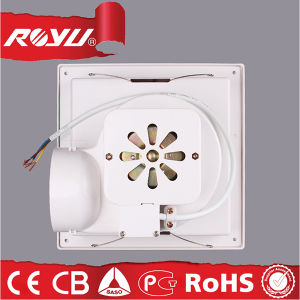 Lärmarmes Plastikbadezimmer 4 Zoll-kleiner Absaugventilator