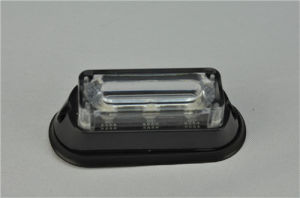 Linearer LED-Röhrenblitz-Warnleuchte (SL623-S Blau)