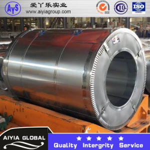 Lamiera di acciaio galvanizzata Gi con acciaio per costruzioni edili Q275