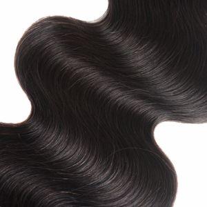 Cheveux humains brésilien tisse vierge péruvien sèche TRAME 100% naturel des cheveux humains