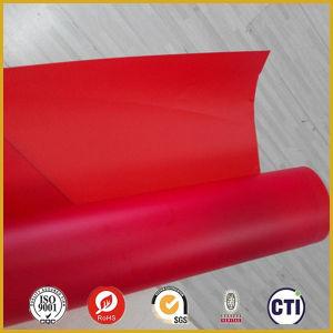 Film transparent en PVC rigide de couleur